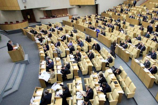 В Госдуме предлагается ввести уголовную ответственность за неисполнение указов президента