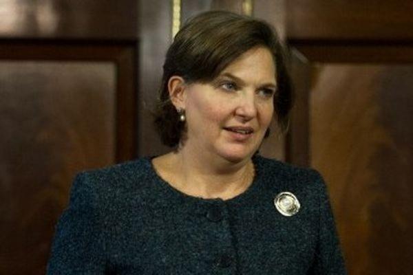 Виктория Нуланд прилетела в Москву для обсуждения Минских соглашений