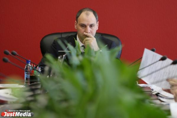 Заседание свердловского правительства сдвинули на неделю: «Паслер успеет только оперативку провести…»