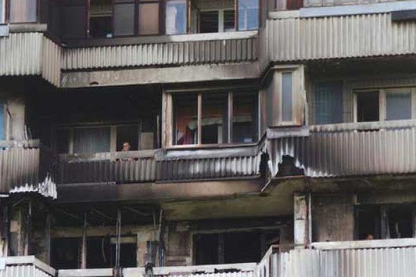На севере Москвы подросток после ссоры с отчимом поджег квартиру