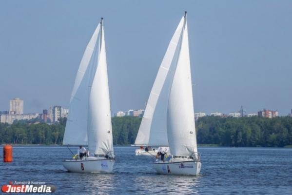 Яхт-клуб на берегу Верх-Исетского пруда начнут строить этой осенью