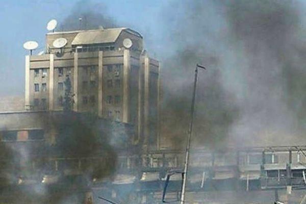 Совбез ООН и Госдеп США осудили обстрел посольства России в Дамаске