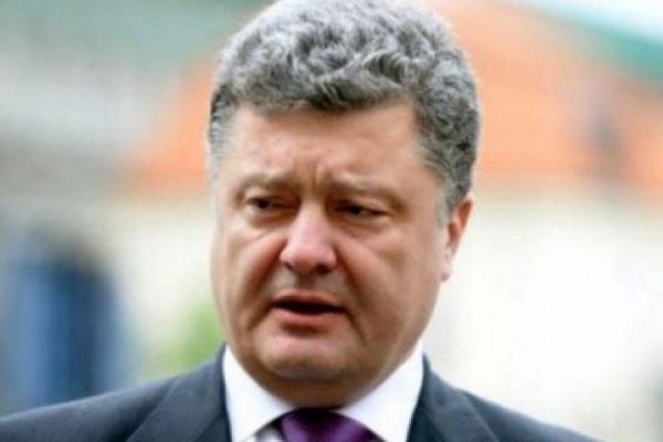 Порошенко заявил о «настоящей войне» с Россией