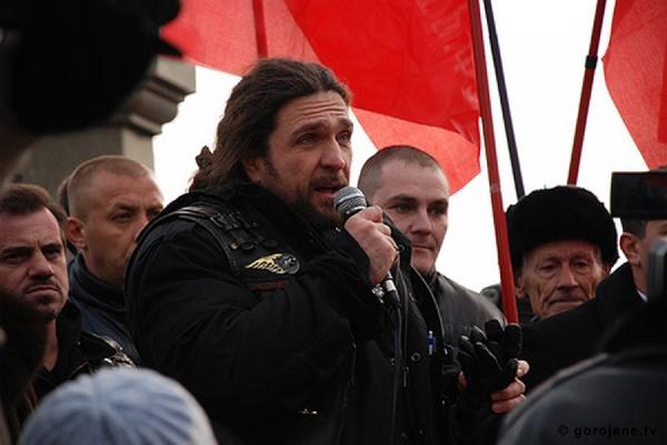СБ Украины возбудила дело против Хирурга по обвинению в финансировании терроризма