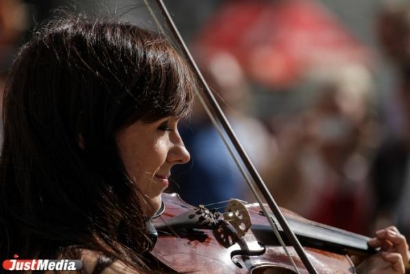 Екатеринбург стал вторым среди самых музыкальных городов России