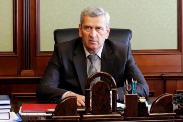 В отношении министра финансов Ингушетии Руслана Цечоева возбудили уголовное дело