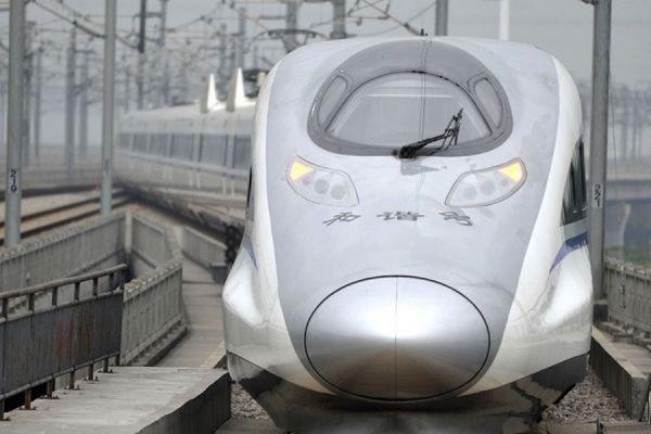 КНР предлагает построить скоростную железную дорогу до Владивостока