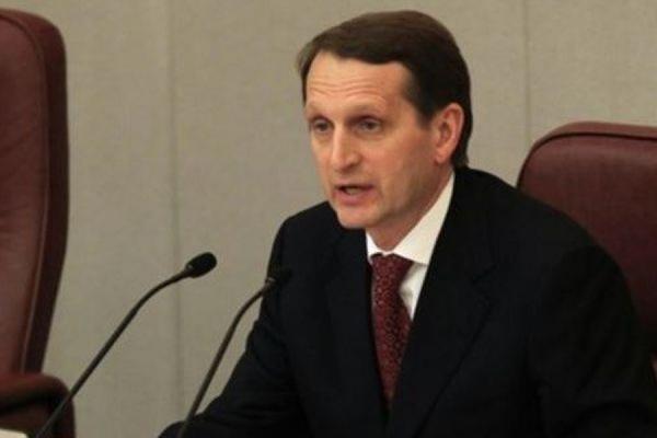 Нарышкин поддержал идею переноса выборов в Госдуму с декабря на сентябрь 2016 года