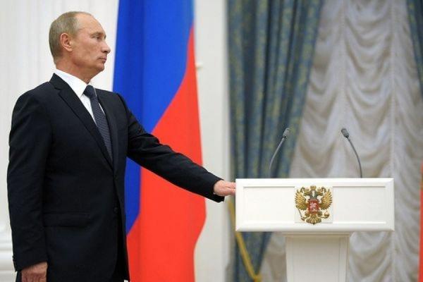 Путин в Кремле наградил Сергея Лаврова, Владимира Зельдина и Евгения Велихова