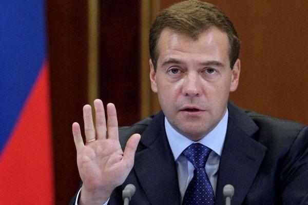 Медведев потребовал поскорее ужесточить наказание за неуплату услуг ЖКХ