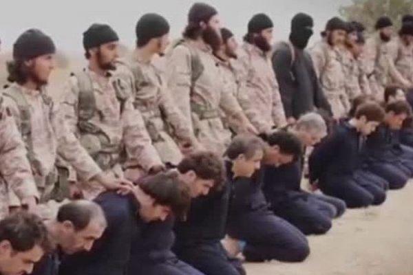 Боевики ИГ казнили в древнем сирийском городе Пальмире 17 заложников