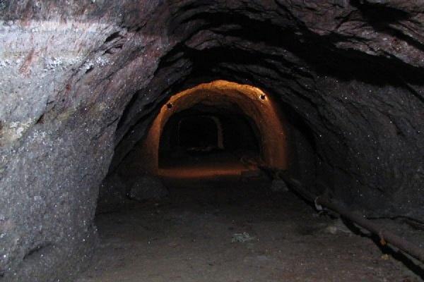 В Кемеровской области сегодня произошло обрушение породы в шахте