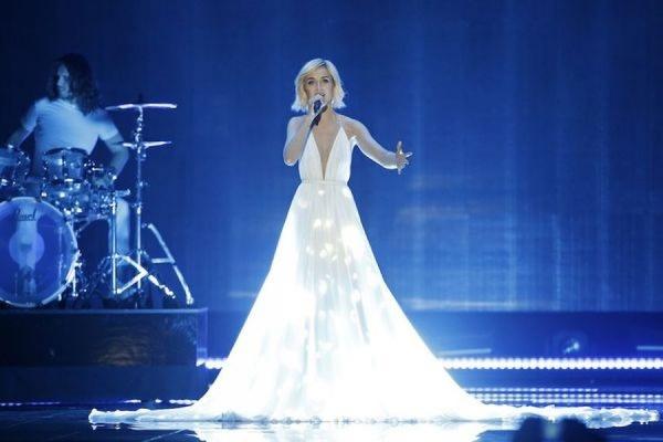 Полина Гагарина выступит в финале конкурса «Евровидение» под 25 номером