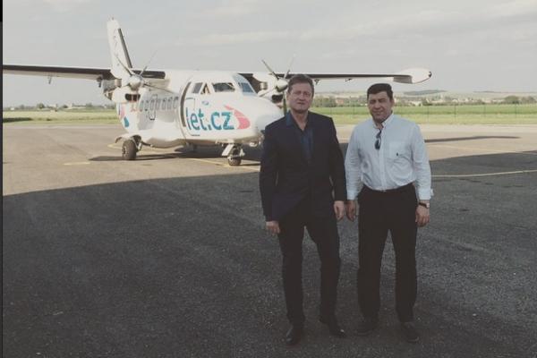 Свердловские власти надеются, что чешскими самолетами производства «УГМК-холдинг» заинтересуются местные бизнесмены