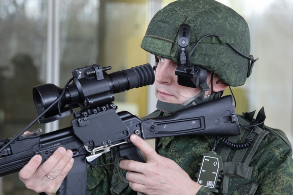 Первая серийная партия боевой экипировки «Ратник» поступила в войска