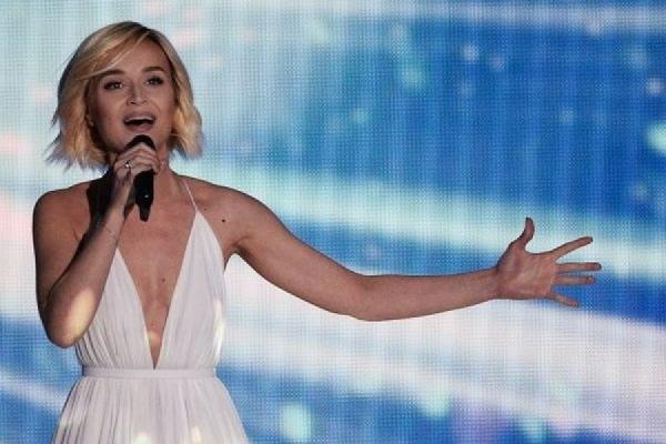 Полина Гагарина заняла 2-место на Евровидение
