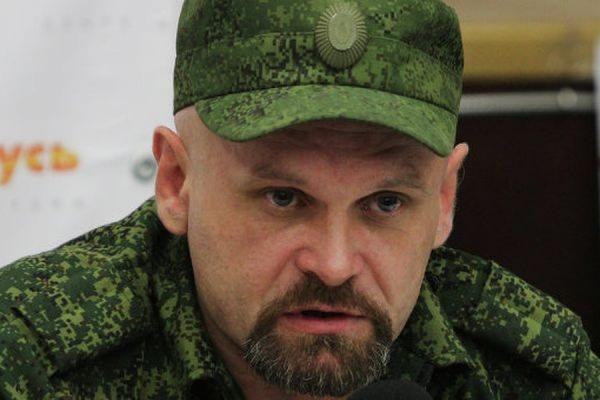 В бригаде «Призрак» считают, что Мозгового убили украинские силовики