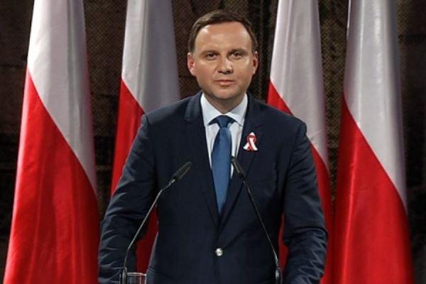 Анджей Дуда станет новым президентом Польши