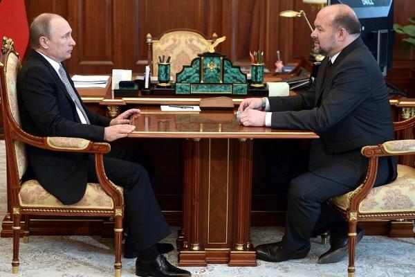 Путин принял последнюю добровольную отставку губернатора в этом году