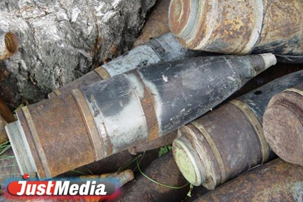 Возле школы на Сортировке нашли снаряд