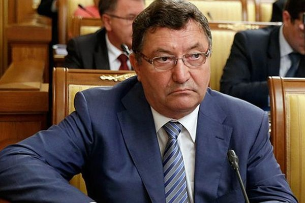 Экс-губернатор Тамбовской области Бетин назначен заместителем Министра строительства и ЖКХ