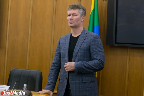 Ройзман: «В 2014 году муниципалитет потерял около 10 процентов доходов с НДФЛ»