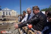 Заводовский планирует открыть «Пассаж» уже 1 августа