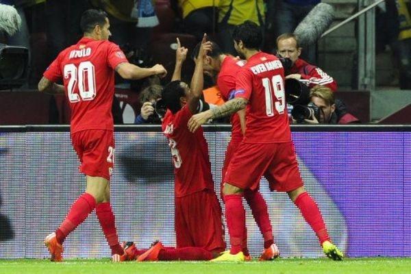 Испанская «Севилья» стала четырехкратным победителем Лиги Европы