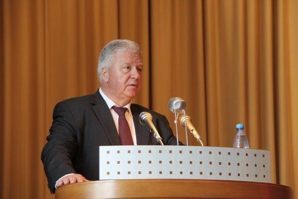 Глава ФПСО принял участие в заседании Генерального Совета Федерации независимых профсоюзов России