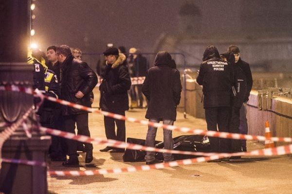 По предварительным данным, следователи нашли пистолет, из которого застрелили Немцова