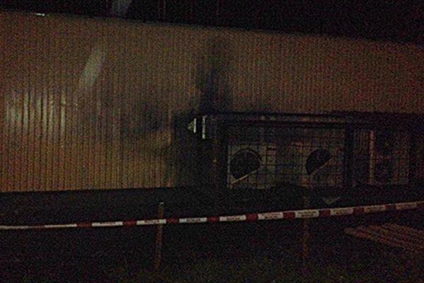 Киевские силовики посчитали взрыв у магазина «Рошен» хулиганством