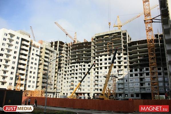 У строительных предприятий Свердловской области растут долги перед налоговой и поставщиками