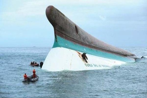 В Китае на реке Янцзы затонул паром, перевозивший почти 460 человек