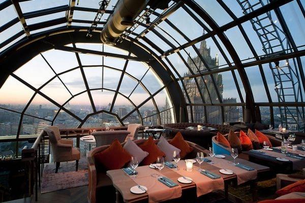 Московский ресторан White Rabbit занял 23-ю строчку в рейтинге 50 лучших ресторанов мира