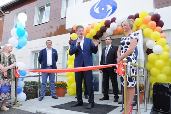 В Ревде открылась «Микрохирургия глаза». УГМК инвестировал в проект 34 миллиона рублей