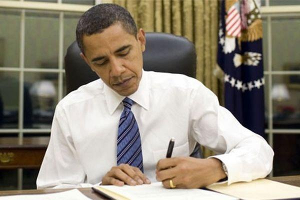 Президент США Барак Обама подписал «Акт о свободе»