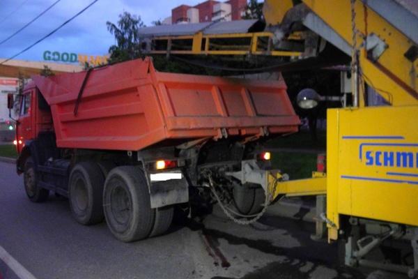 На Белореченской машина коммунальщиков насмерть переехала пешехода