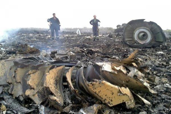СК РФ сообщил имя своего главного свидетеля по делу о крушении Boeing в Донбассе