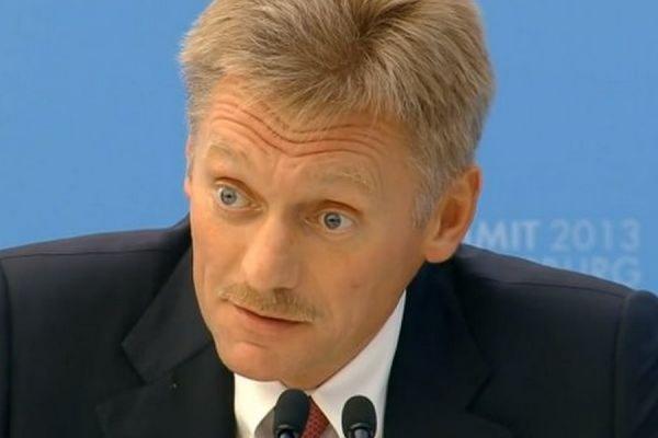 Песков назвал слова Ангелы Меркель об «аннексии» Крыма ошибкой