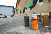 Якоб пообещал предоставить уличным художникам новые площадки для стрит-арта
