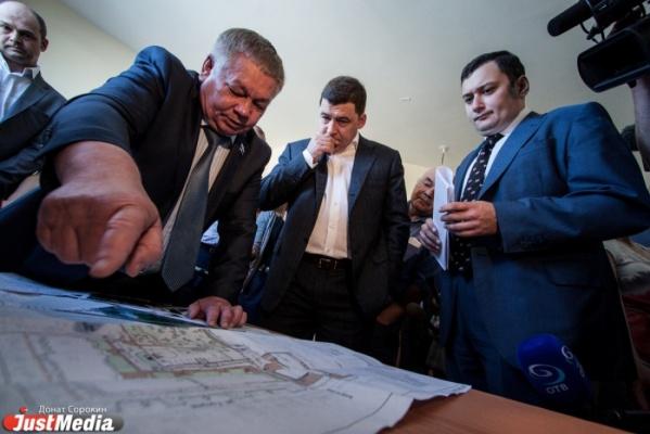 «Поддались на шантаж!» Правительство Свердловской области выделило «Корпорации «Маяк» деньги на достройку ЖК «Рощинский»