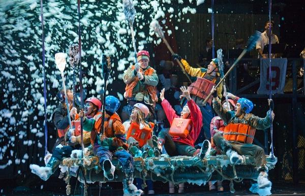 Пермский «Театр-Театр» покажет в ТЮЗе «Географ глобус пропил» под музыку Летова и Чигракова