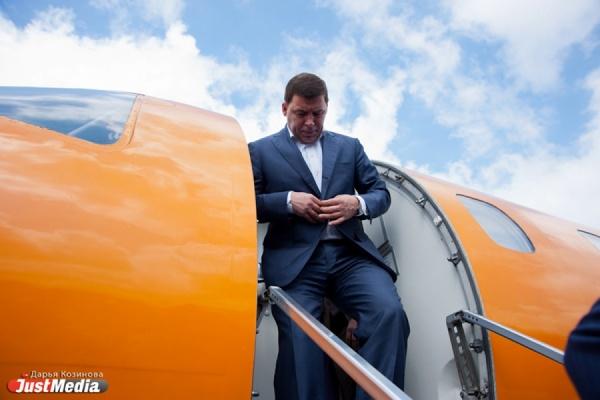 Поездка в Чехию и сплав по Чусовой не принесли губернатору Куйвашеву бонусов в медиарейтинге