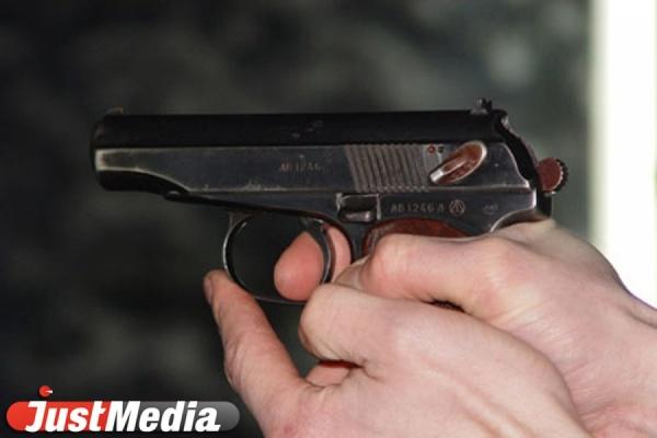 Пьяному жителю Ирбита помешал шум в детском саду, и он открыл стрельбу по детям