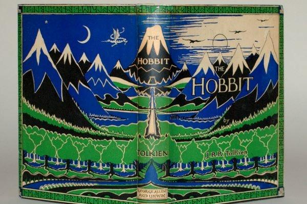 Первая книга Толкиена «Хоббит» продано за 185 тысяч евро на аукционе Sotheby's