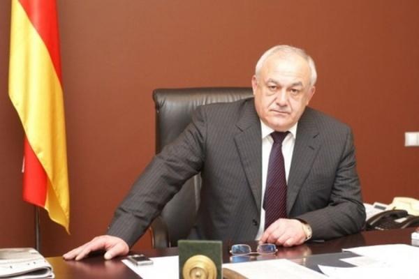 Глава Северной Осетии отстранен от должности