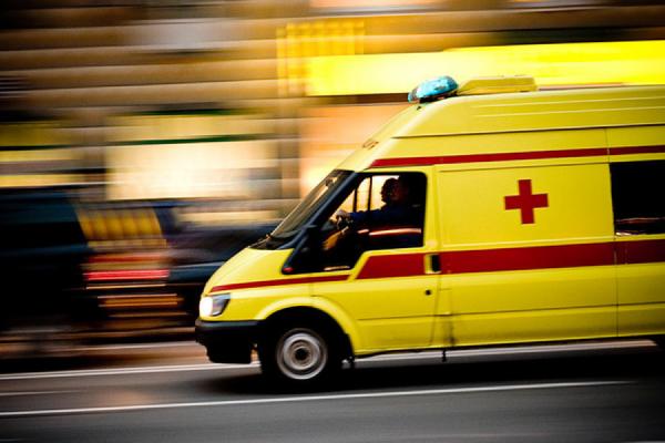 В Смоленской области столкнулись микроавтобус и грузовик