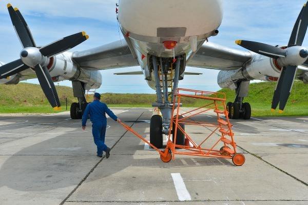 В Амурской области ракетоносец выкатился за пределы взлетно-посадочной полосы