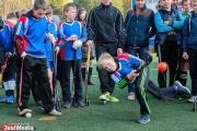 Екатеринбургские хоккеисты на траве «Динамо-Строитель» стали третьими на Чемпионате России