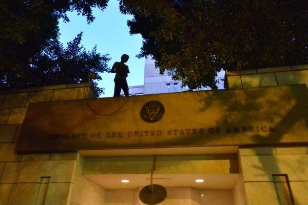 Сотрудник посольства США в Каире арестован по подозрению в терроризме